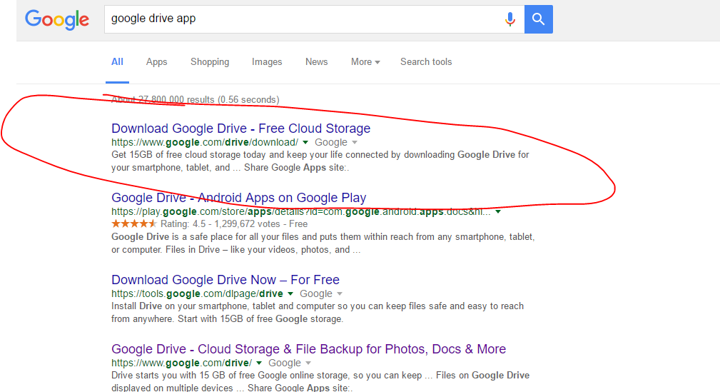 How To Instantly Access Google Drive Or Drop Box From Your Desktop
